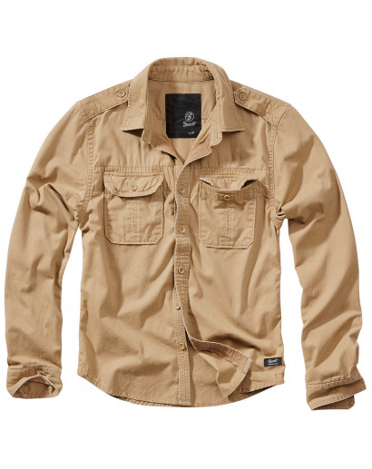Koszula Brandit Vintage Shirt 9373/70 camel