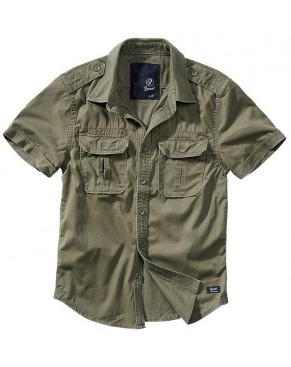 Koszula Brandit Vintage Shirt olive