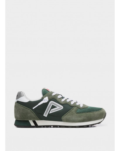 Sneakersy Pepe Jeans Klein Archive green