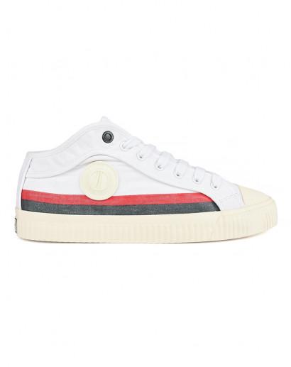 Sneakersy Pepe Jeans Malibu In Man white