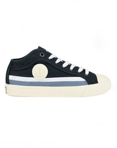Sneakersy Pepe Jeans Malibu In Man navy