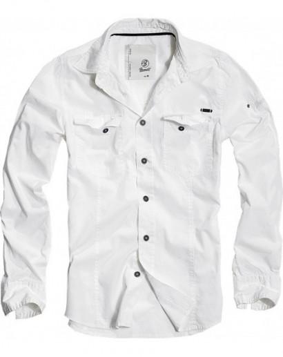 Koszula Brandit Slimfit 7/white