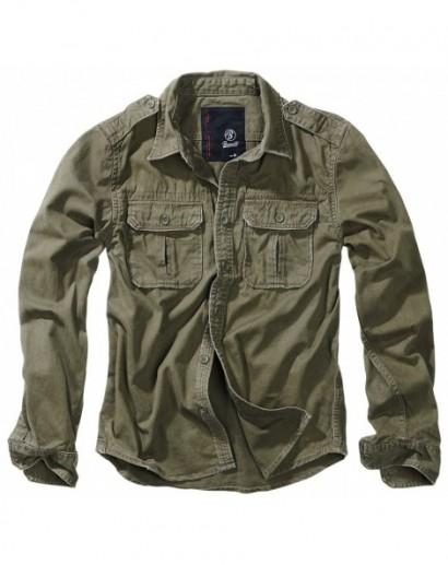 Koszula Brandit Vintage Shirt 9373/1 olive