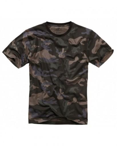 Koszulka Brandit darkcamo 4200/4